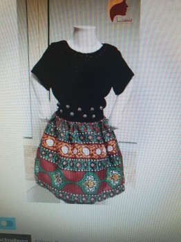 ملابس يمنية بناتي